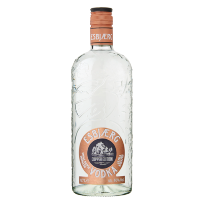 Esbjaerg Vodka Copper Edition