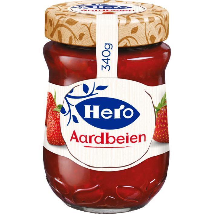 Hero Aardbeien jam