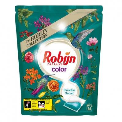 Robijn Wasmiddel capsules color paradise secret