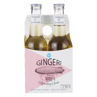 Huismerk Craft soda ginger ale