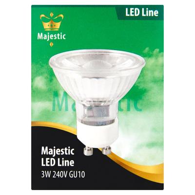 Majestic Cob Led Lamp 3W