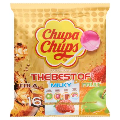 Chupa Chups Lollipops The Best Of 16 Stuks 192 g