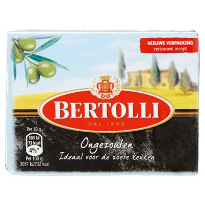 Bertolli Ongezouten 250 g