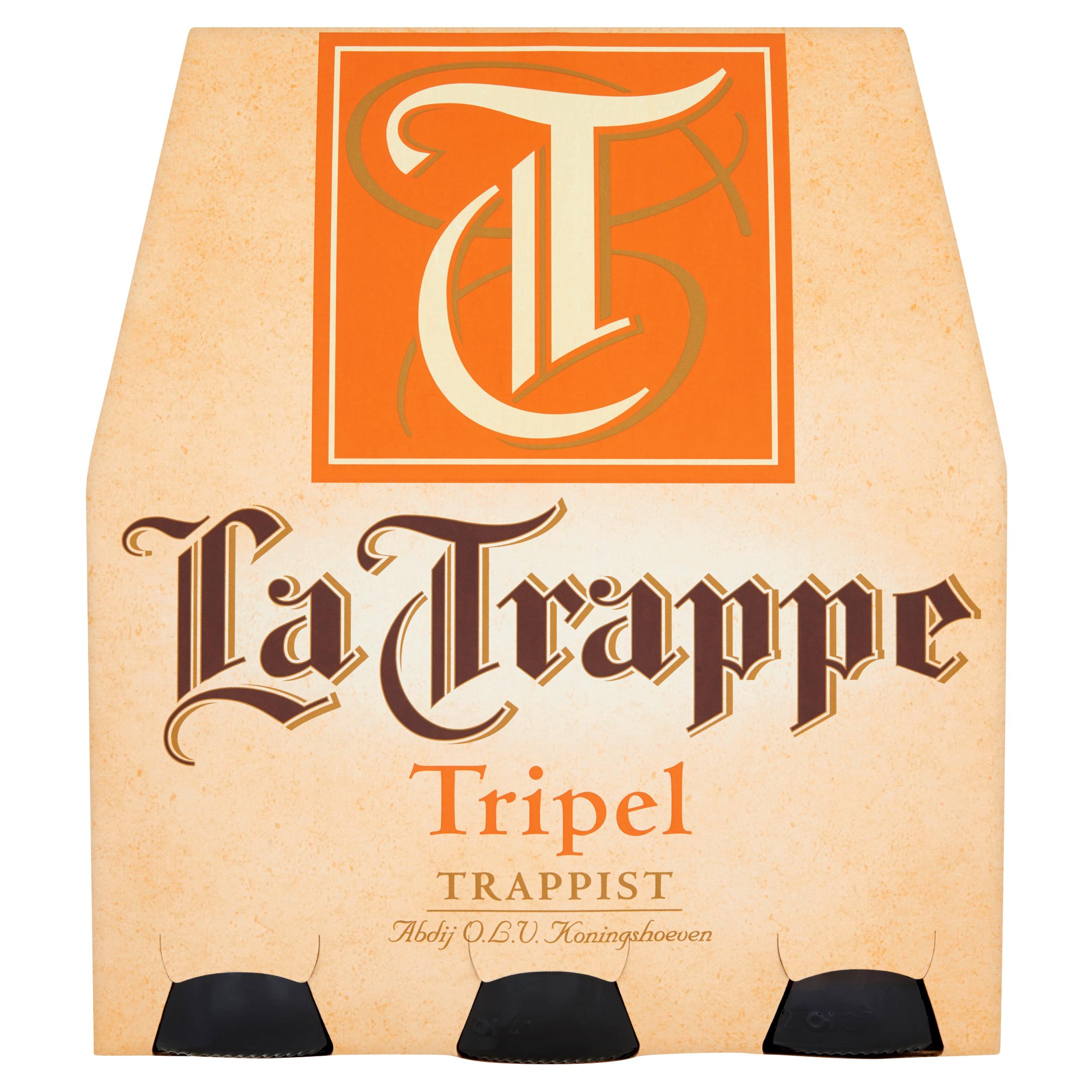 La Trappe Trappist Tripel Speciaalbier 6 x 30 cl