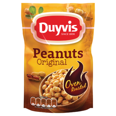 Duyvis oven roasted  pinda's orginal