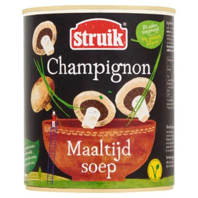 Struik Maaltijdsoep Champignon 810 g