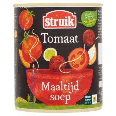 Struik Maaltijdsoep Tomaat 810 g