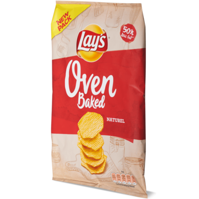 Lay's Oven Baked Naturel Chips