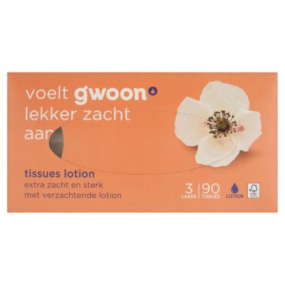Huismerk Tissues Lotion 90 Stuks