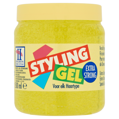 Hegron Styling haargel extra strong
