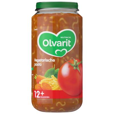 Olvarit Vegetarische pasta 12+ Maanden 250 g