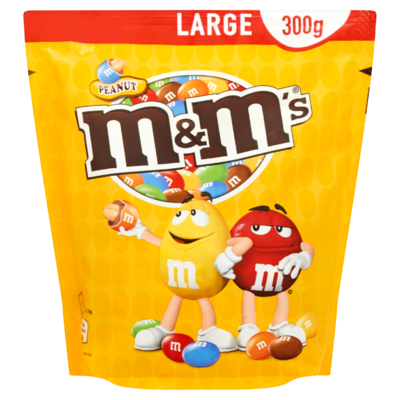 M&M's Peanut Large 300 g