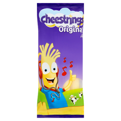 Cheestrings Original 4 x 21 g