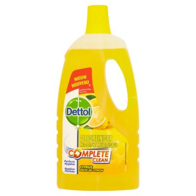 Dettol Allesreiniger Complete Clean Citrus 1 Liter