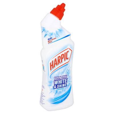 Harpic White & Shine Original Gel met Bleek 750 ml