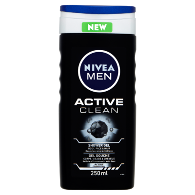 Nivea Men Active Clean Douchegel 250 ml