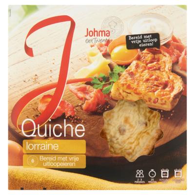 Johma Oet Twente Quiche Lorraine 400 g
