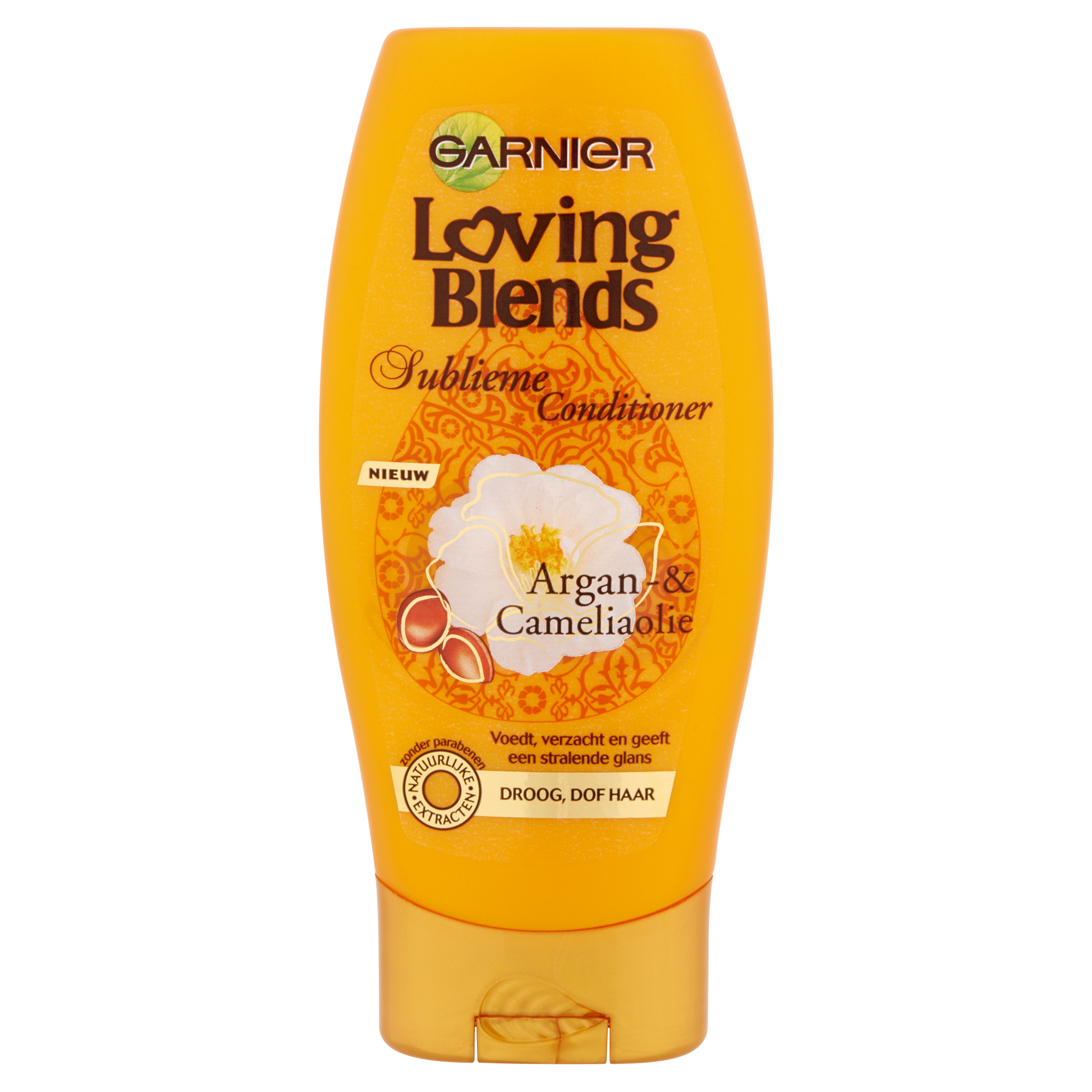 Garnier Loving Blends Sublieme Conditioner Argan- & Cameliaolie 200 ml