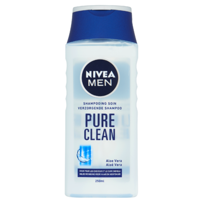 Nivea Men Pure Clean Shampoo 250 ml