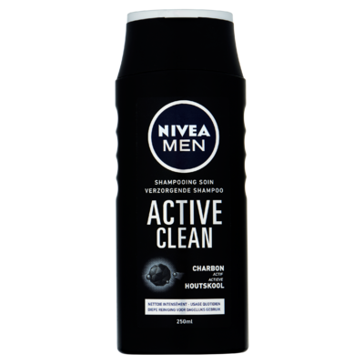 Nivea Men Active Clean Shampoo 250 ml