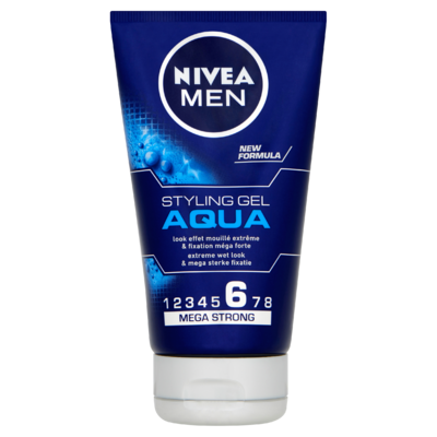 Nivea Men Aqua Mega Strong Gel 150 ml