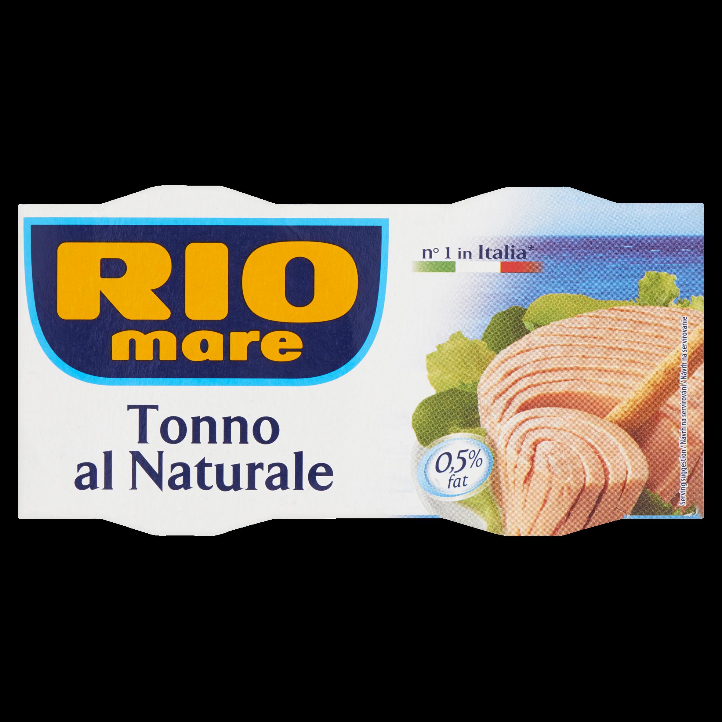 Rio Mare Tonijn in Water 2 x 80 g