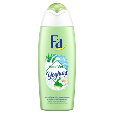 Fa Yoghurt Aloë Vera Bad & Douchgel 500 ml