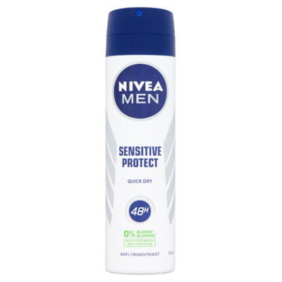 Nivea Men Sensitive Protect Anti-Transpirant 150 ml