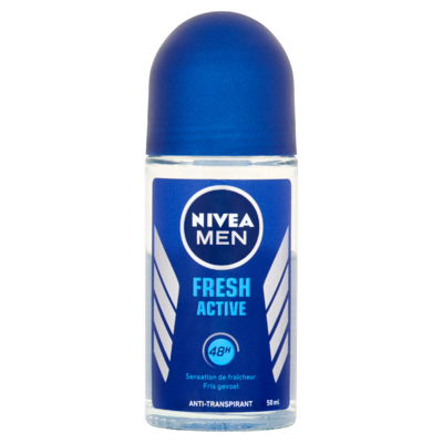 Nivea Men Fresh Active 48H Anti-Transpirant 50 ml