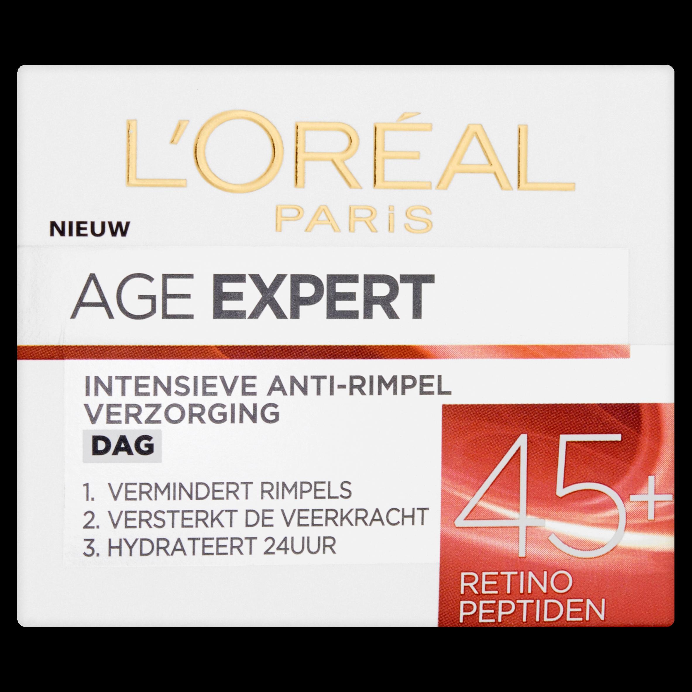 L'Oréal Paris Age Expert 45+ Reptiden 50 ml