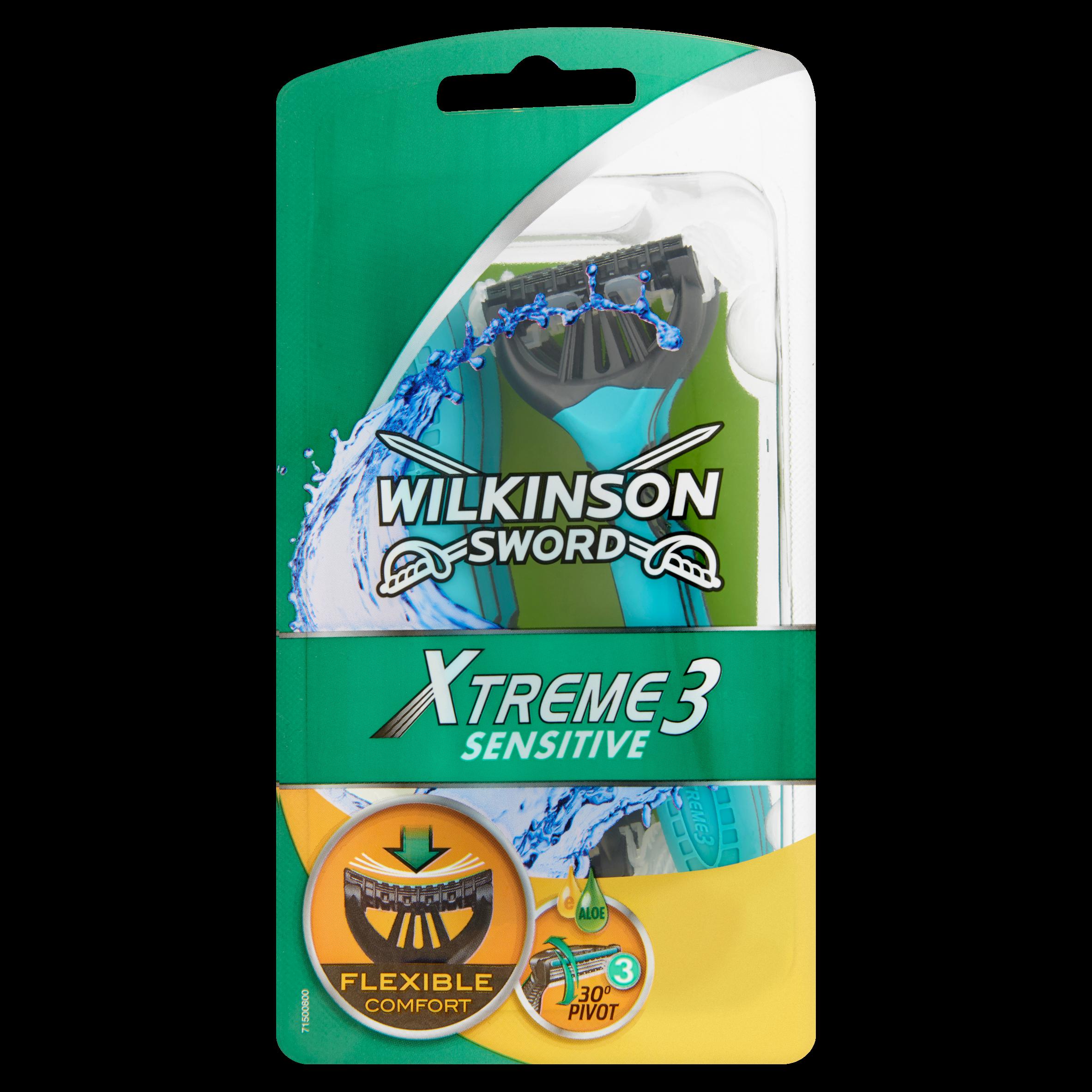 Wilkinson Sword Xtreme 3 Sensitive 6 Stuks