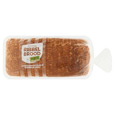 Ribbelbrood Ribbel Tijger Tarwe