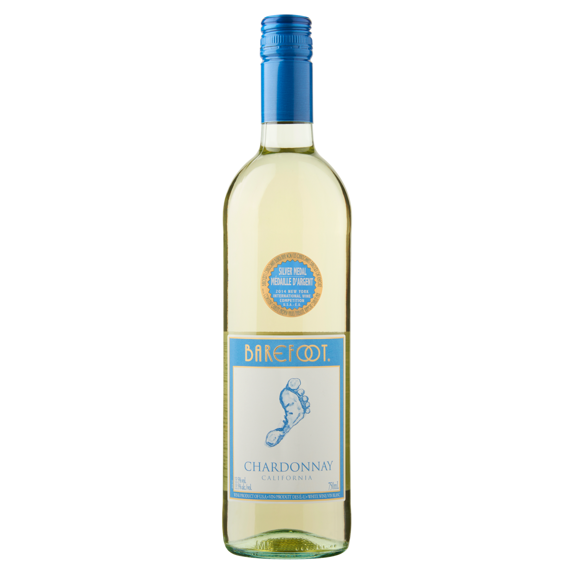 Barefoot Chardonnay 750 ml