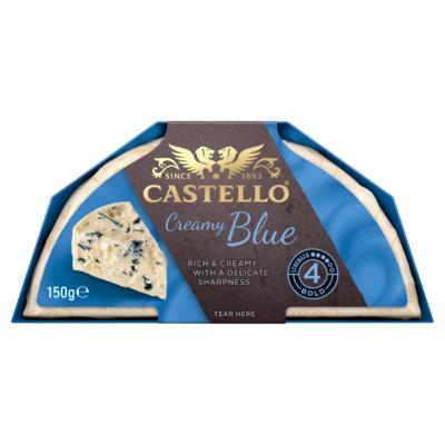 Castello Creamy Blue Kaas 150 g