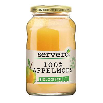 Servero 100% Appelmoes biologisch
