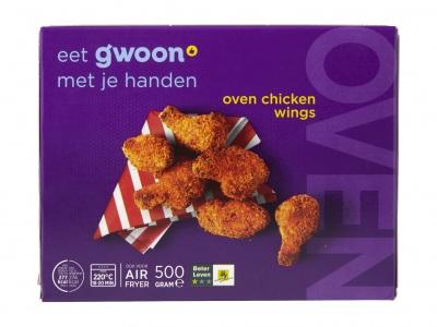 Huismerk Oven chickenwings