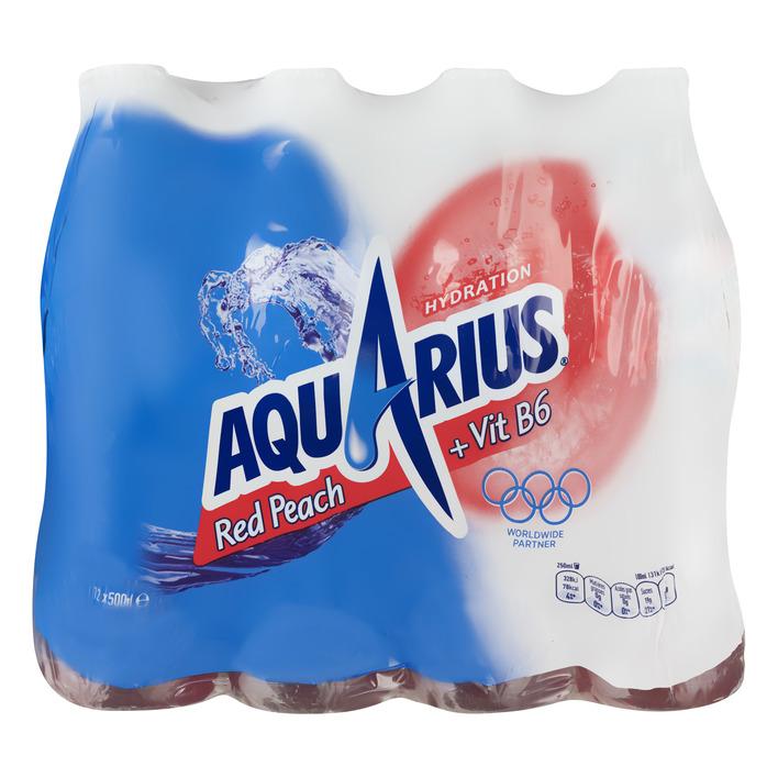 Aquarius Red peach