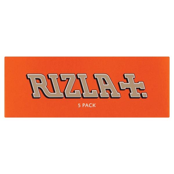 Rizla vloei orange 5-pack