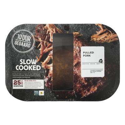 Huismerk Slowcooked pulled pork