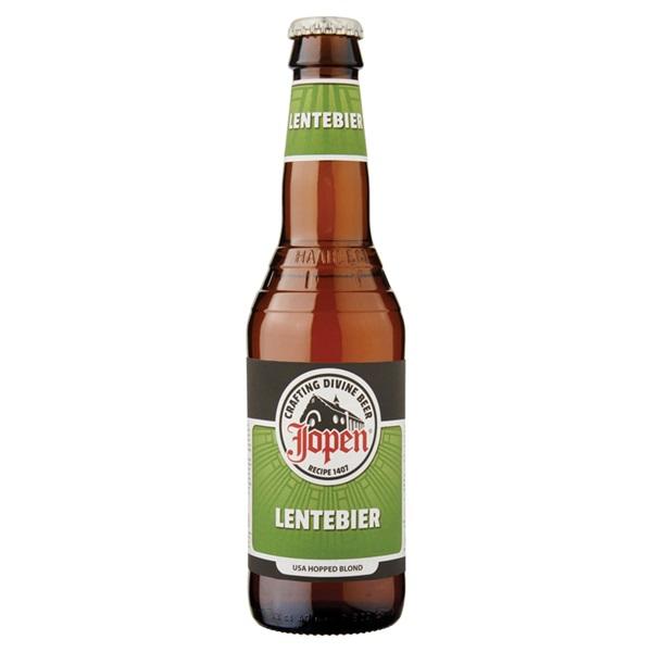 Jopen bier  lente