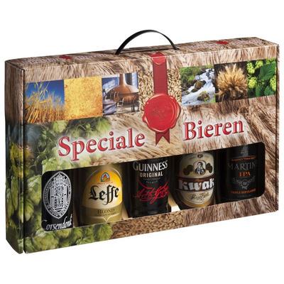 Speciale bieren geschenkverpakking