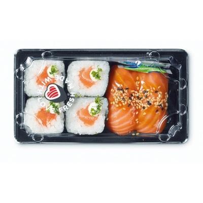 Beij Ching Beij Ching sushiset 6 stuks zalm