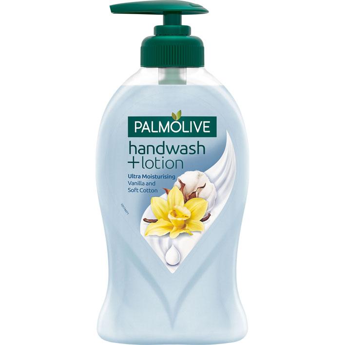Palmolive Vloeibare handzeep lotion vanille katoen