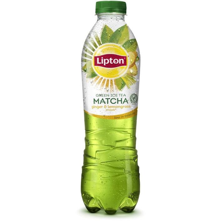Lipton Ice tea green ginger lemongrass matcha