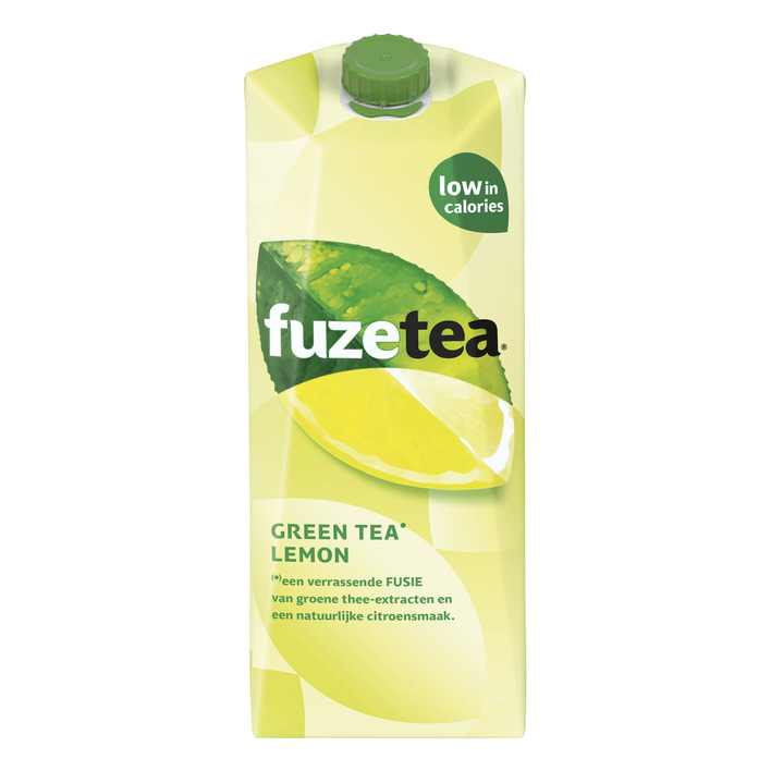 Fuze Tea Green tea lemon