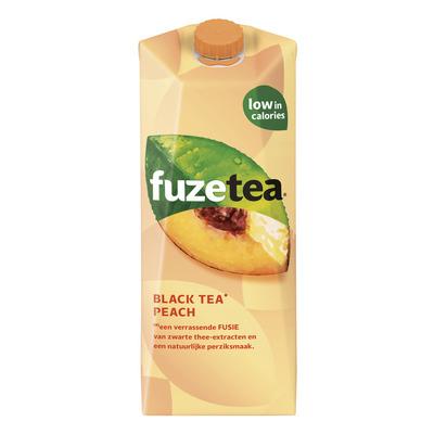 Fuze Tea Black tea peach