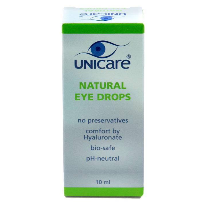 Unicare natural eyedrops ha
