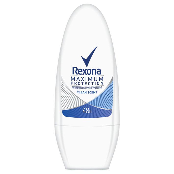 Rexona W roller clean scent