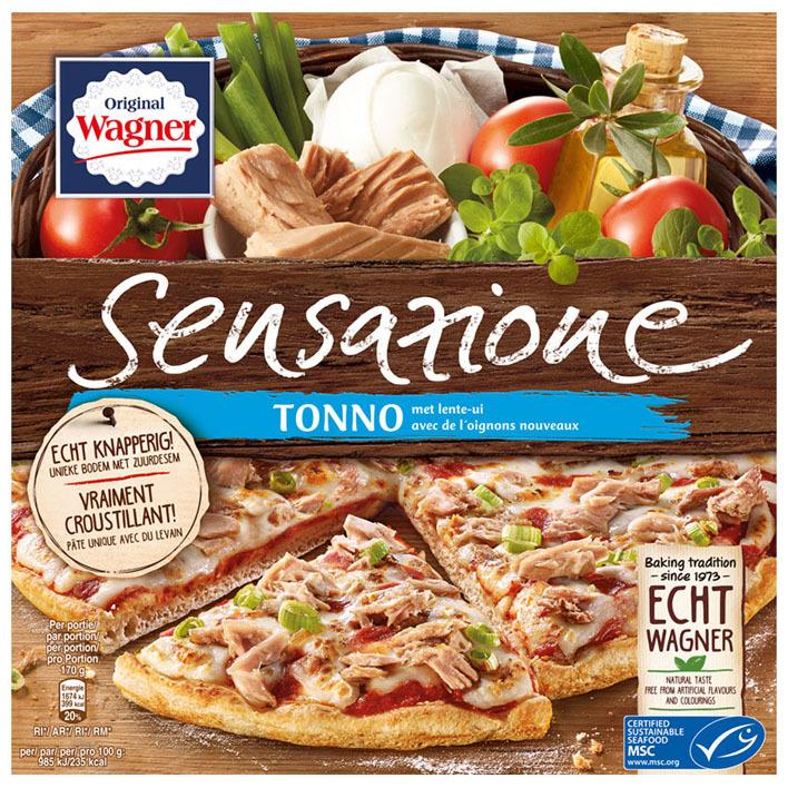 Wagner Sensazione pizza tonno