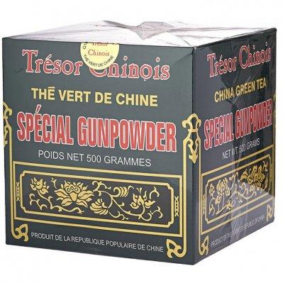 CAP Gunpowder China green tea